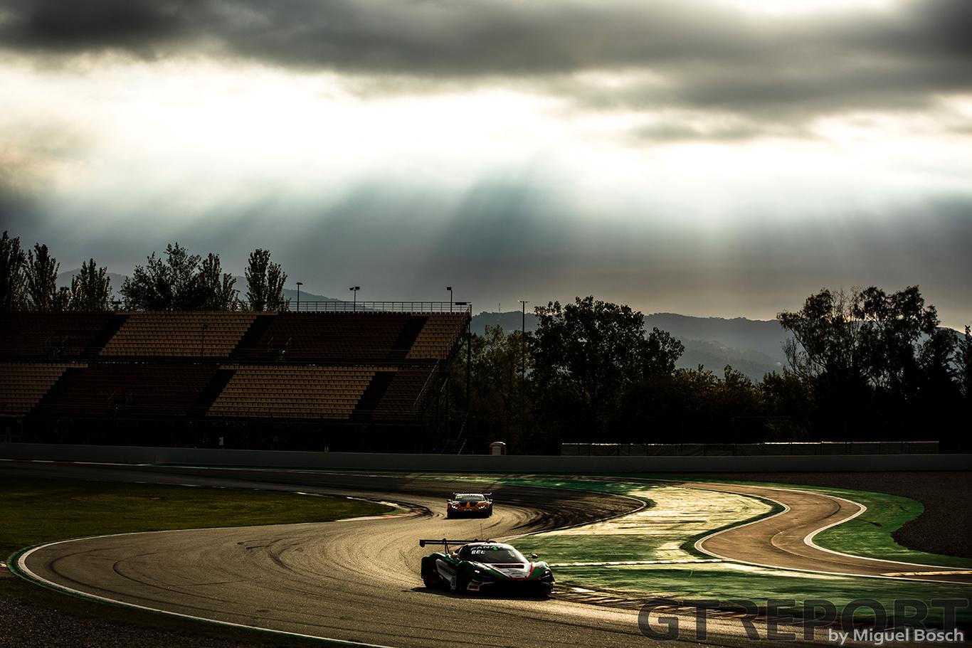 GT World Challenge Barcelona pre-race notebook