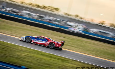 Daytona 24 Hours race report