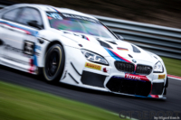 Christian Krognes at the 24 Hours of Spa: Thursday