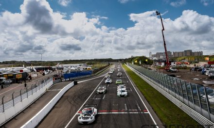 ADAC GT Zandvoort race report: Summer rain