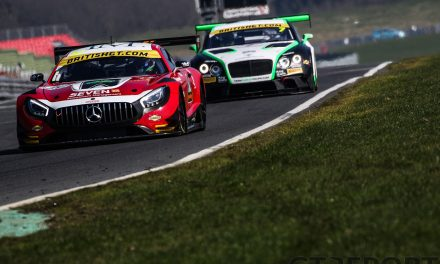 British GT preview: New order