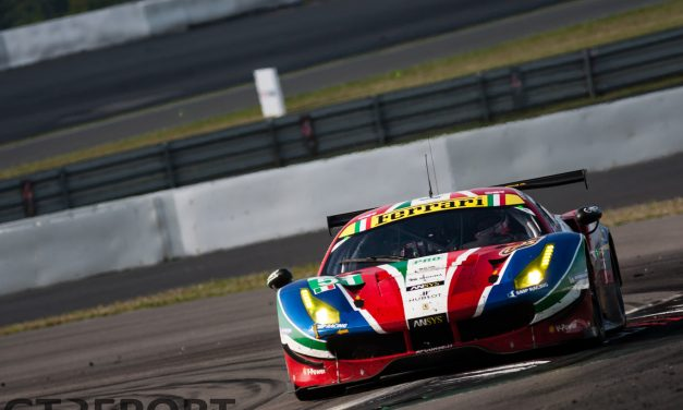 FIA WEC Nürburgring: First again