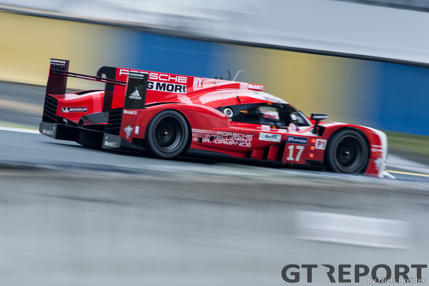 Le Mans 24 Hours Wednesday report