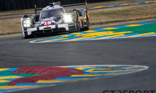 Le Mans 24 Hours Thursday report