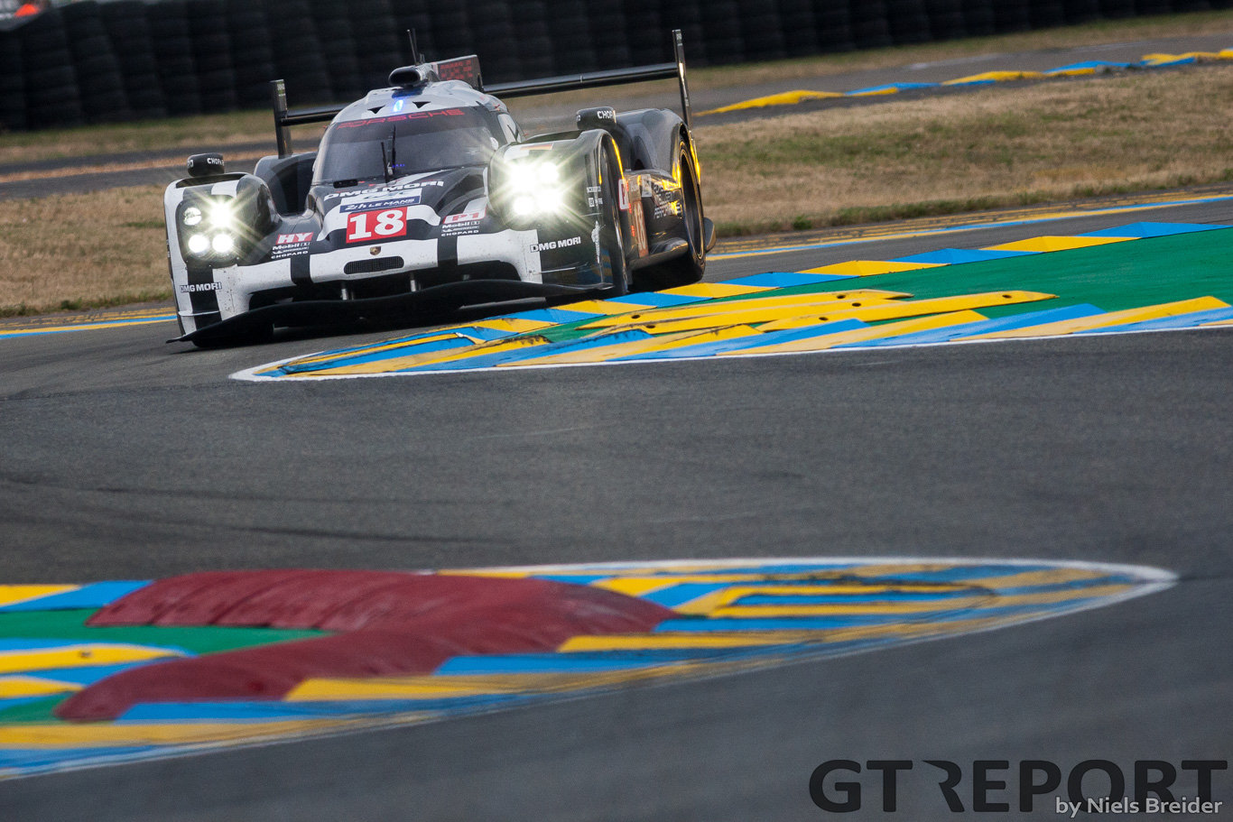 Day two at Le Mans