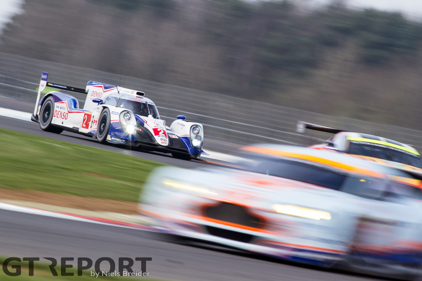 Weekend round-up: Blancpain GT, WEC, N24QR