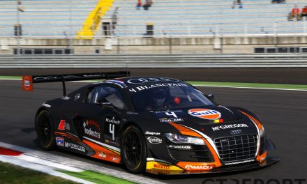 "Max Koebolt: ""Blancpain GT is very competitive, a real challenge"""