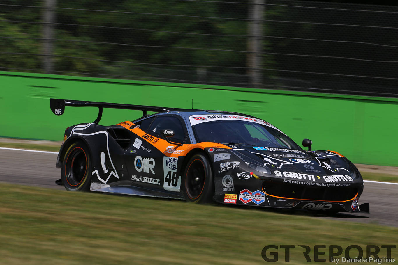 Italian GT Monza race report: On top at the temple of speed