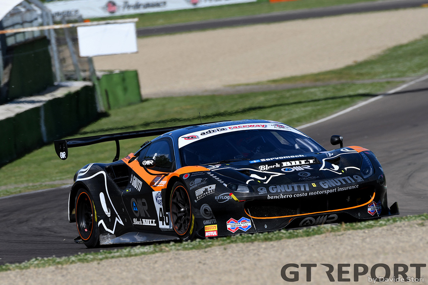 Italian GT Imola race report: No mercy