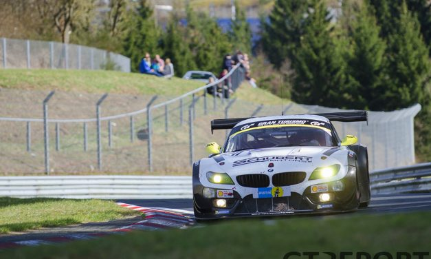 Nürburgring 24 Hours Qualifying Race report: Speed limits, forbidden zones and unexpected excitement