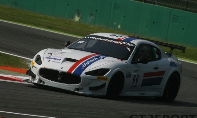 Weekend round-up: Blancpain GT, GT Open, PWC, European GT4