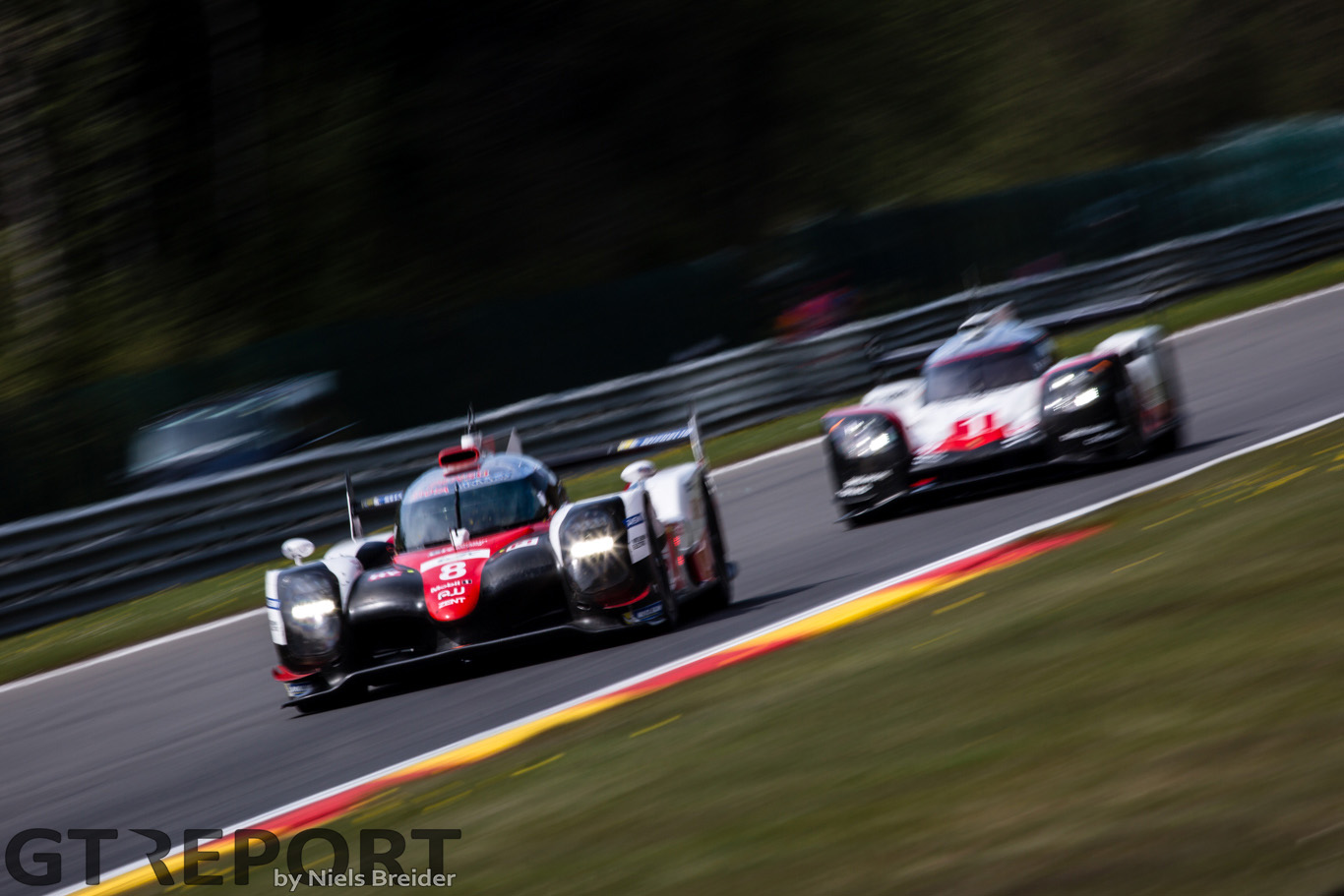 FIA WEC Spa race report: Red and white all over