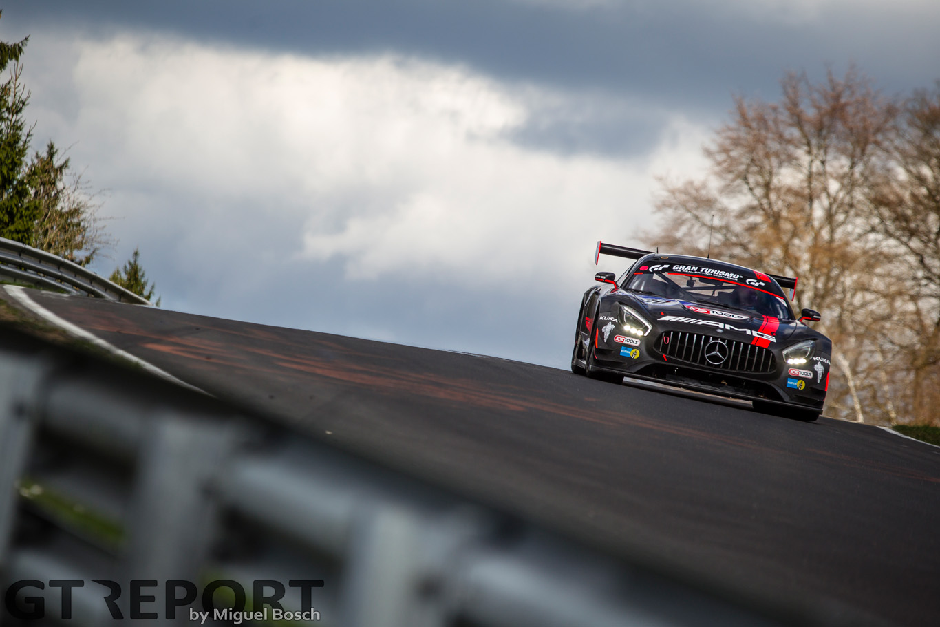 Nürburgring 24 Hours Qualifying Race report: The long way back