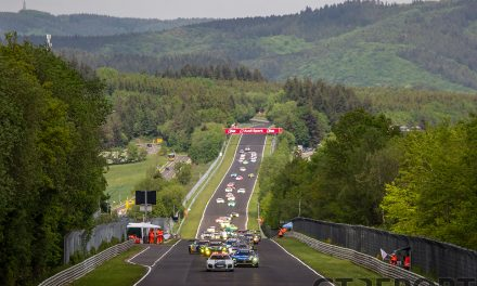 Nürburgring 24 Hours race report: In a heartbeat