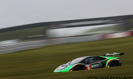British GT Snetterton pre-season test report