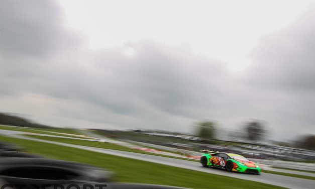 British GT Oulton Park race report: At the double