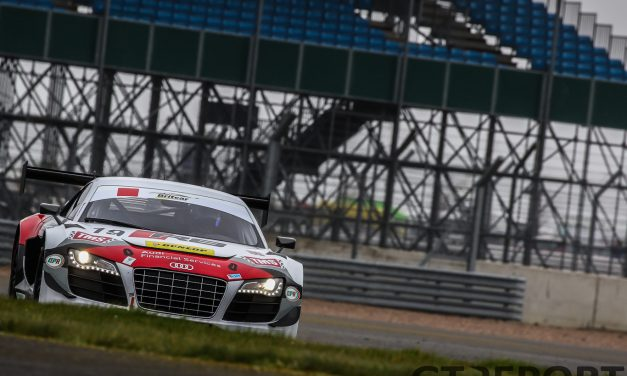 Britcar Silverstone race report: Out of the ashes
