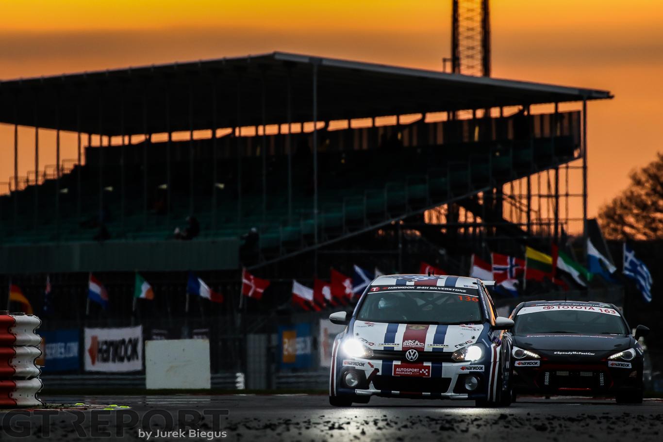 Silverstone 24 Hours race report: 24 Hour Tour de Force