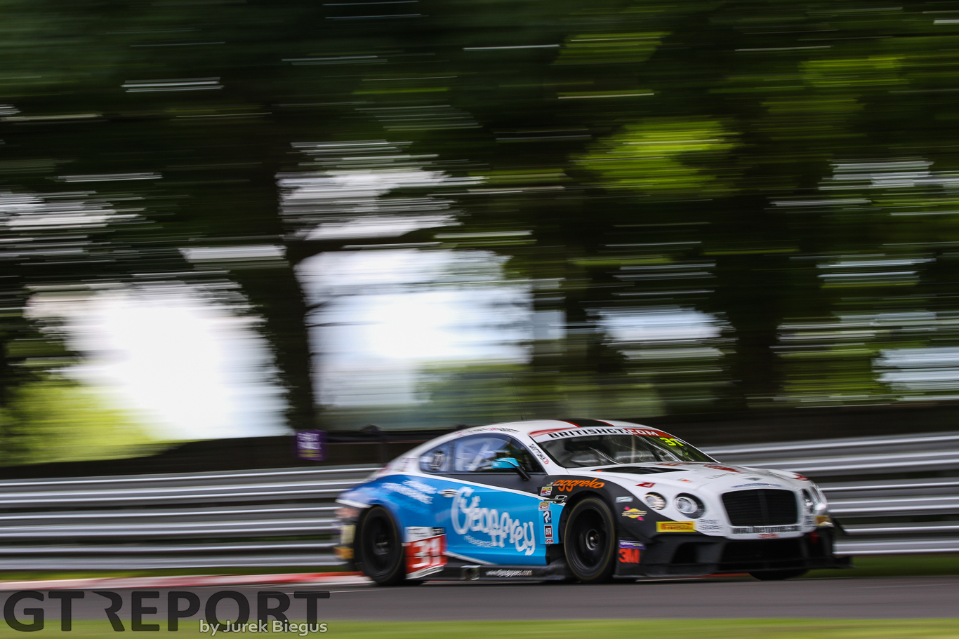 British GT Oulton Park race report: On home turf