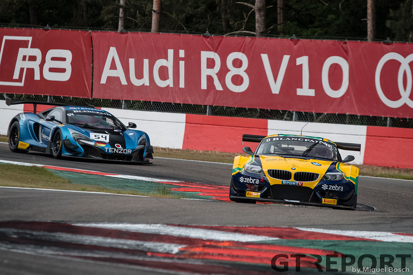 Weekend round-up: Blancpain GT, GT Open, ADAC GT, European GT4