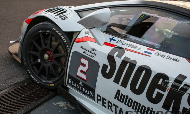 Blancpain GT Monza Friday report