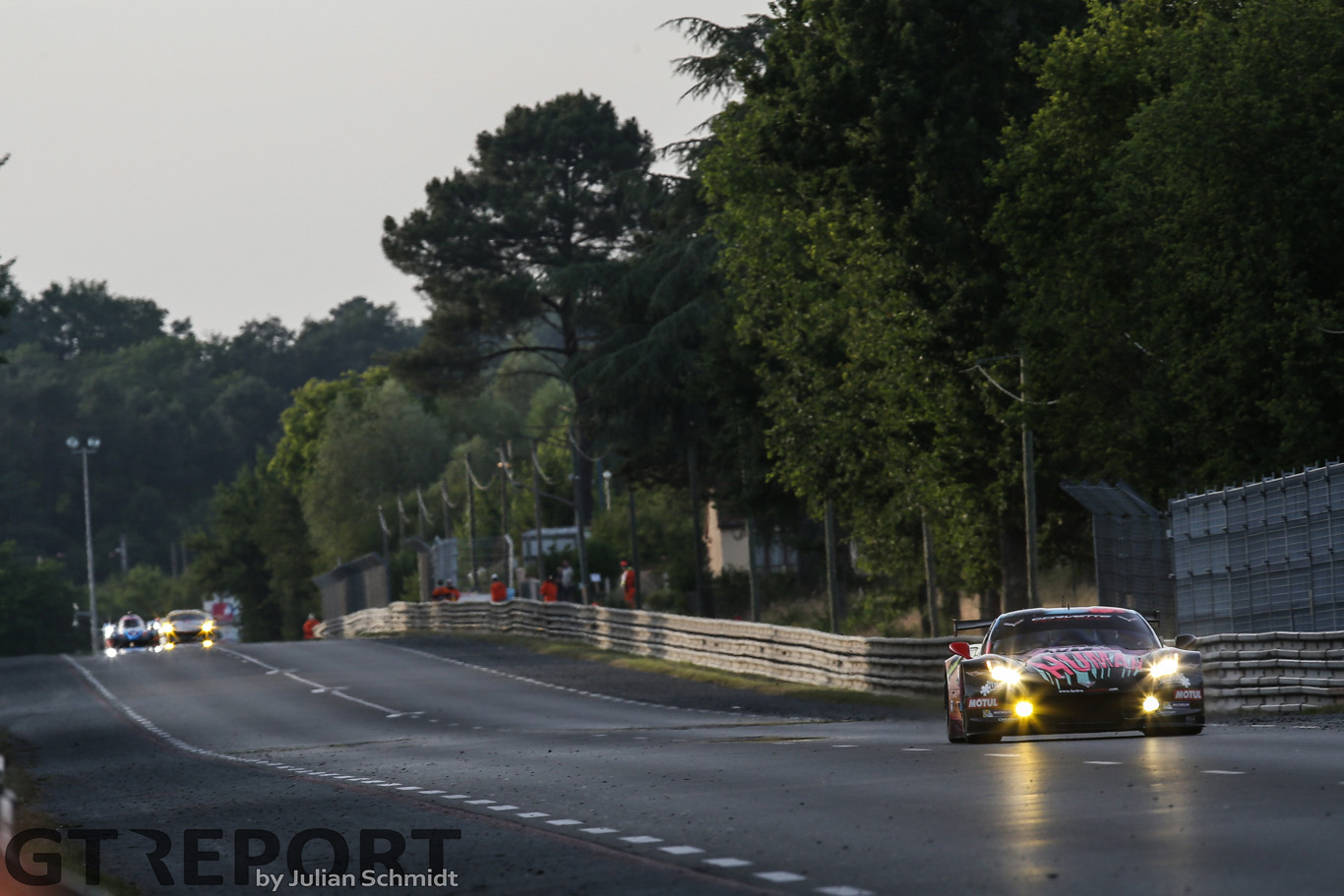 Le Mans 24 Hours live blog