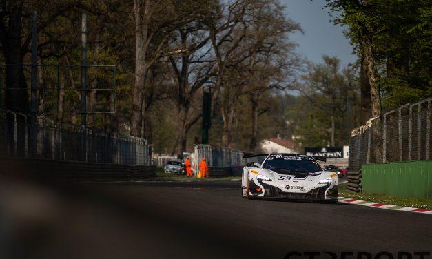 Blancpain GT Monza Saturday report