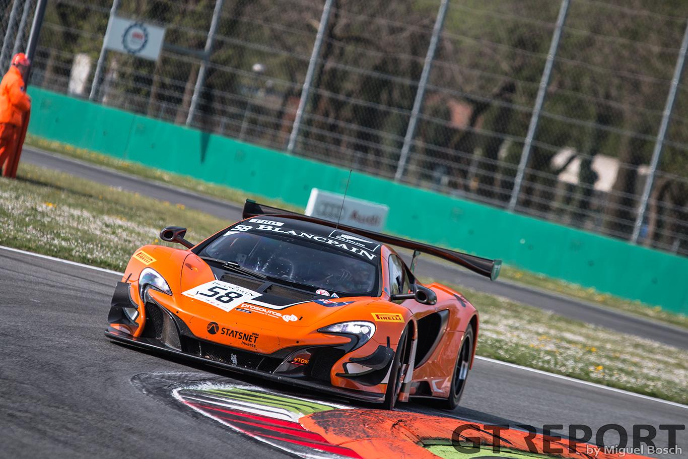 Weekend round-up: Blancpain GT, European GT4