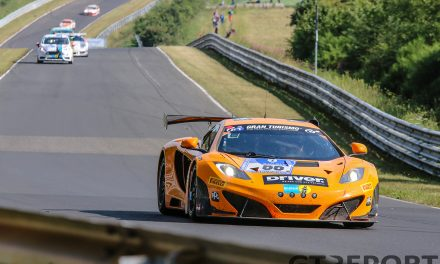 McLaren and the Nürburgring