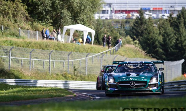 VLN7 race report: Raptors