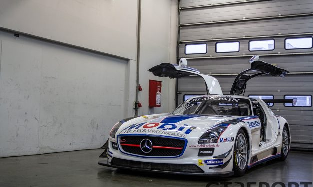 VLN pre-season test report: Coldest day in spring