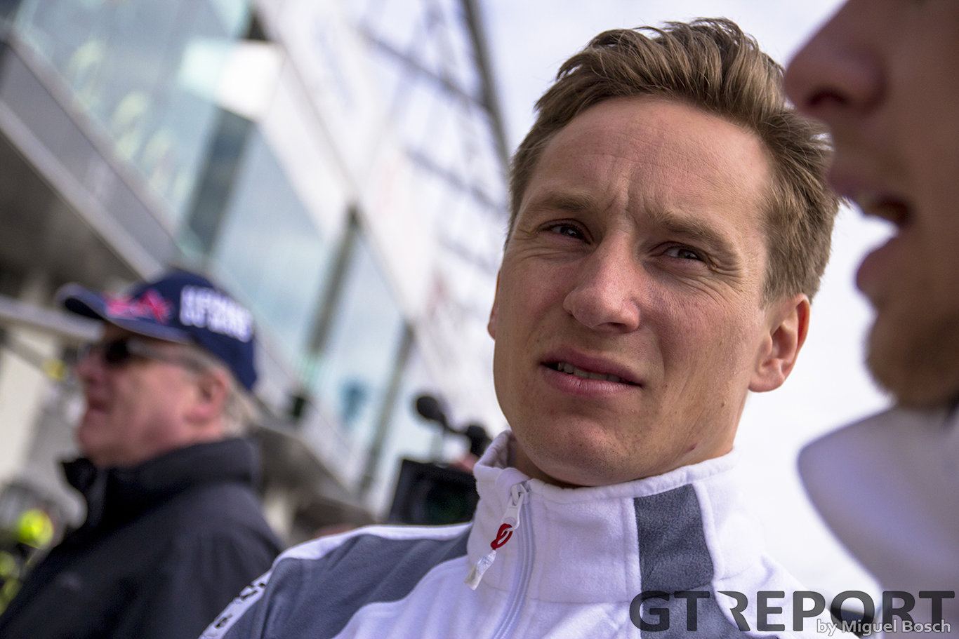 "Renger van der Zande on Nürburgring tragedy: ""We will see about getting back to racing"""