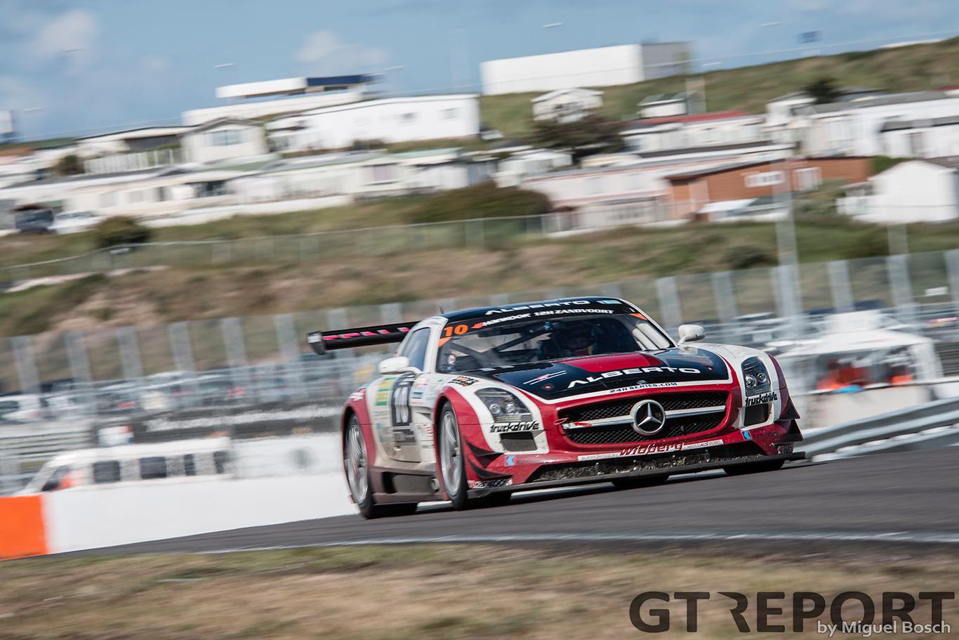 Zandvoort 12H race report: The dunes