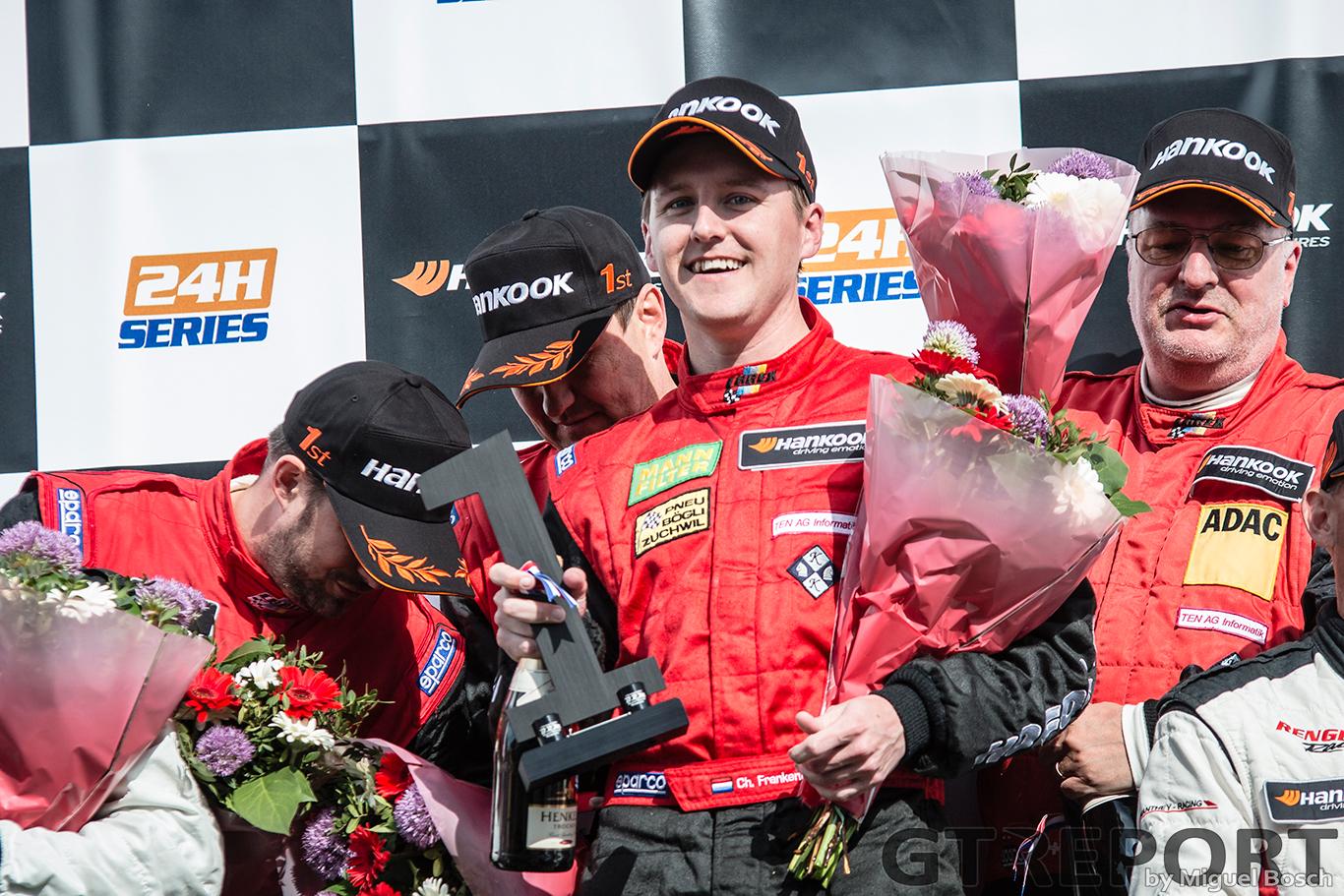 Weekend round-up: IMSA, PWC, British GT, Zandvoort 12H