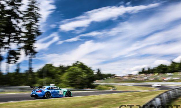 "Stef Dusseldorp: ""It's never simple at the Nürburgring"""