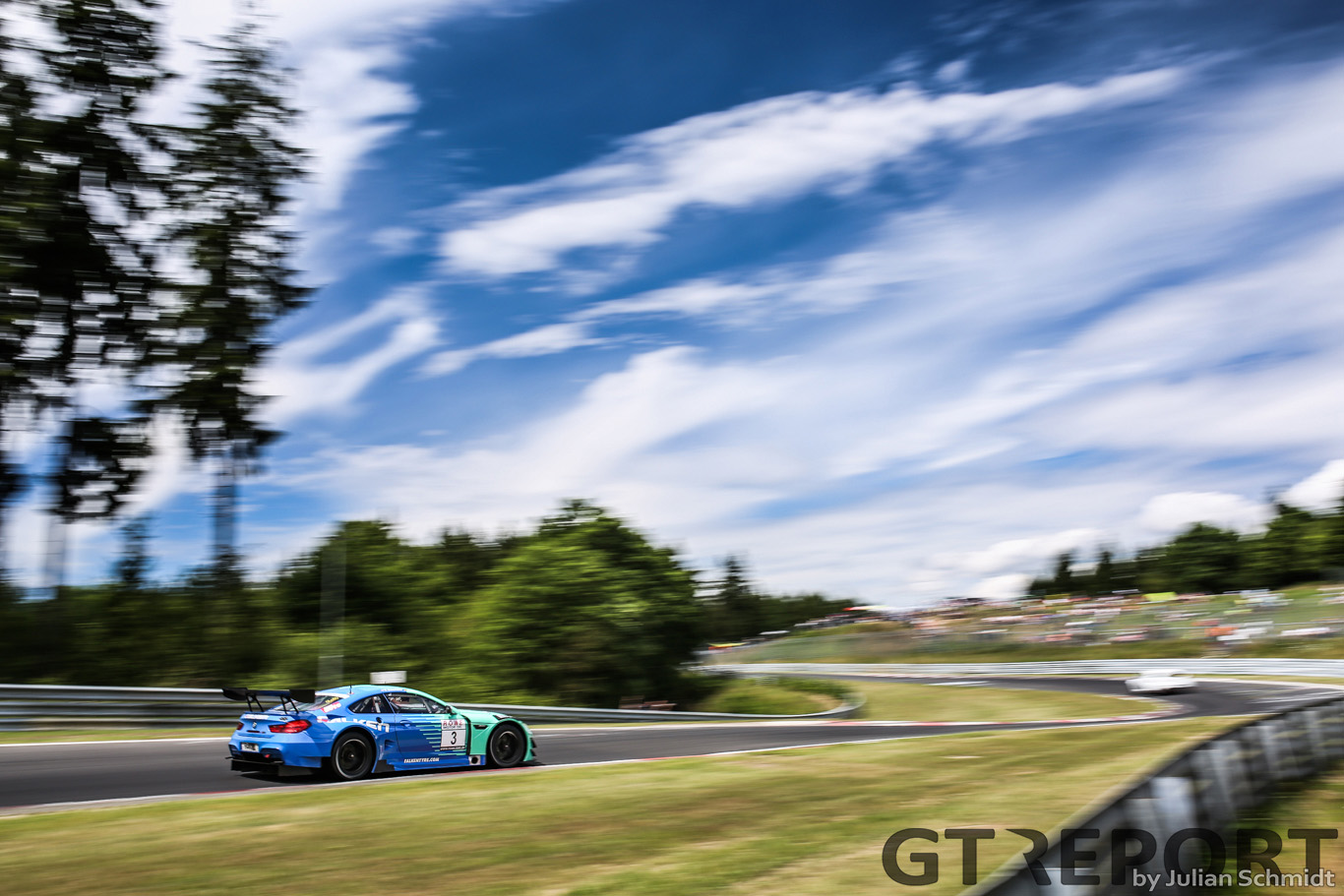 "Stef Dusseldorp: ""It's never simple at the Nürburgring"""