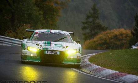 VLN8 race report: Flying high