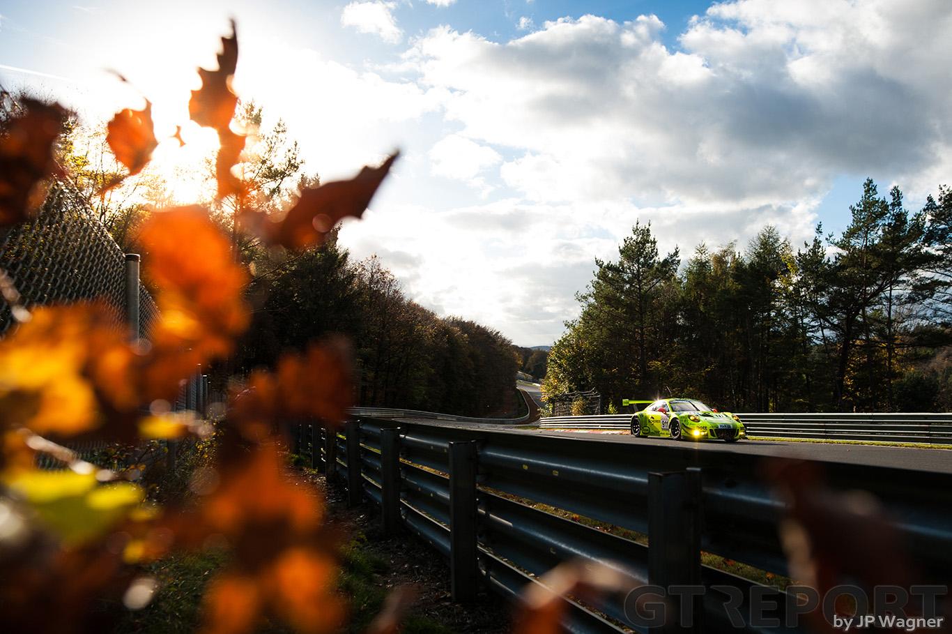 VLN9 race report: Domination