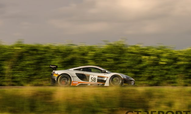 """Rob Bell: """"Winning the Spa 24 Hours is our next goal"""""""