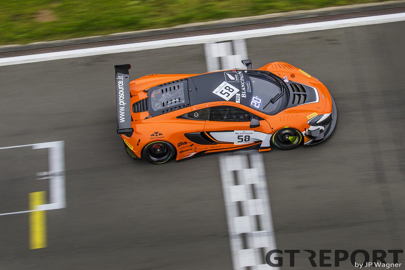 Blancpain GT Nürburgring race report: Zero to hero
