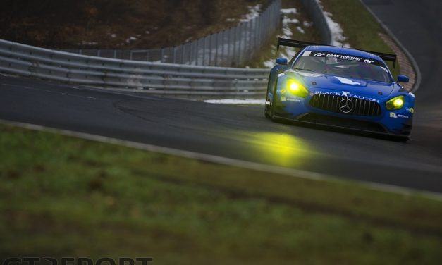 """Adam Christodoulou: """"Insane competition in VLN this year"""""""