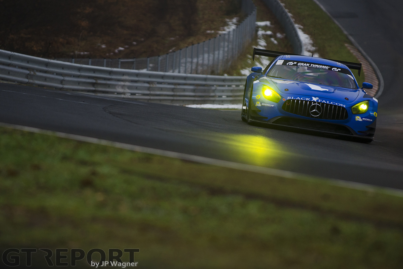 "Adam Christodoulou: ""Insane competition in VLN this year"""