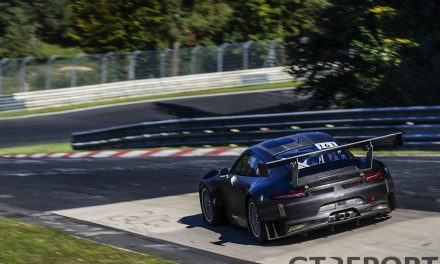 Porsche 991 GT3R: Baptism of fire