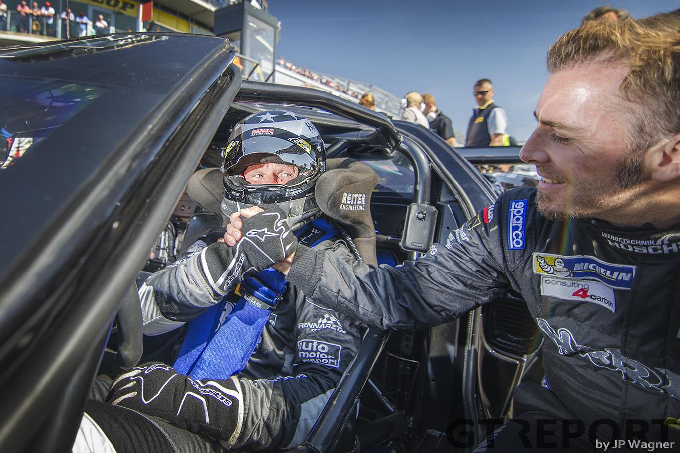 VLN5 race report: A summer dream