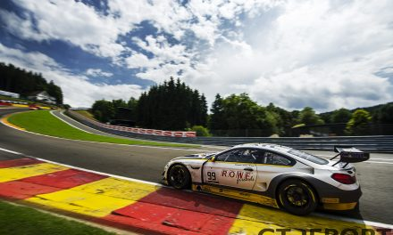 Spa 24 Hours race report: Racing against time