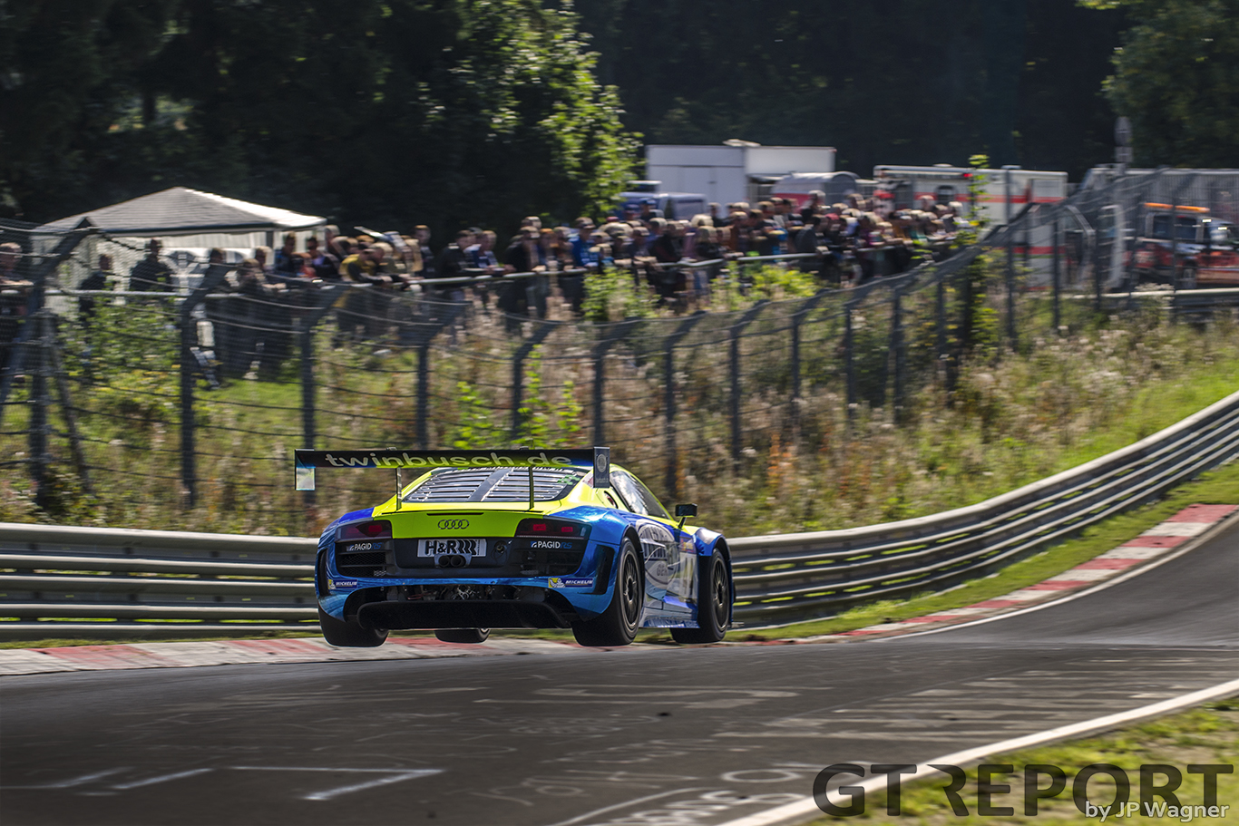 VLN8 race report: Relentless