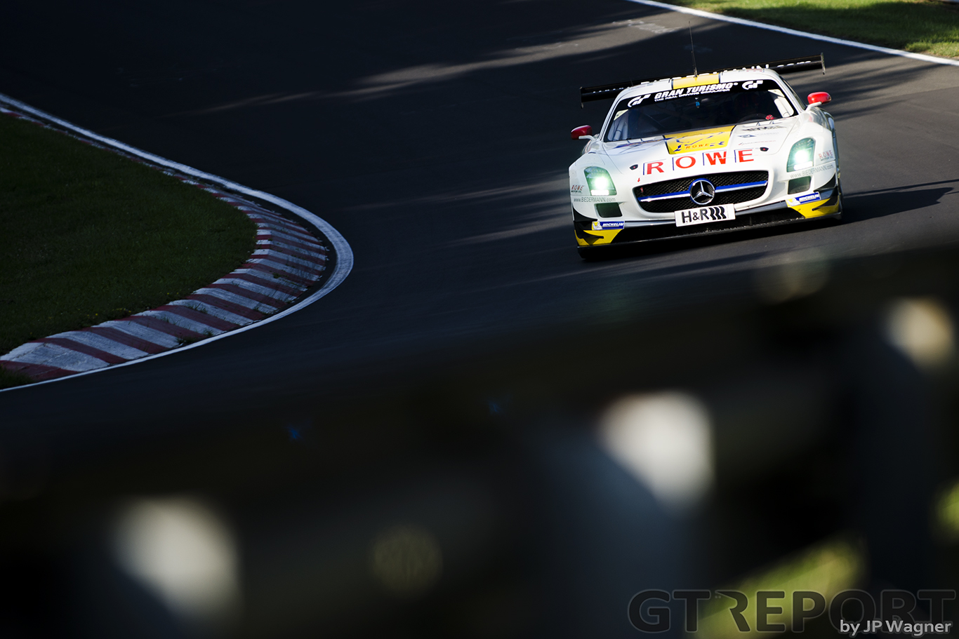 VLN6 race report: Rowe Rising