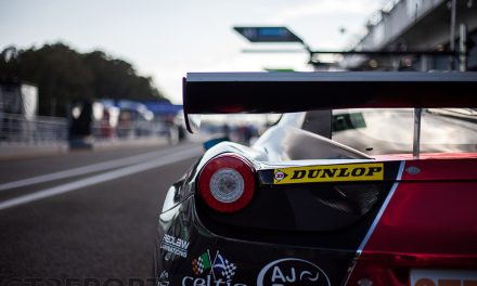 ELMS Estoril race report: Changeover