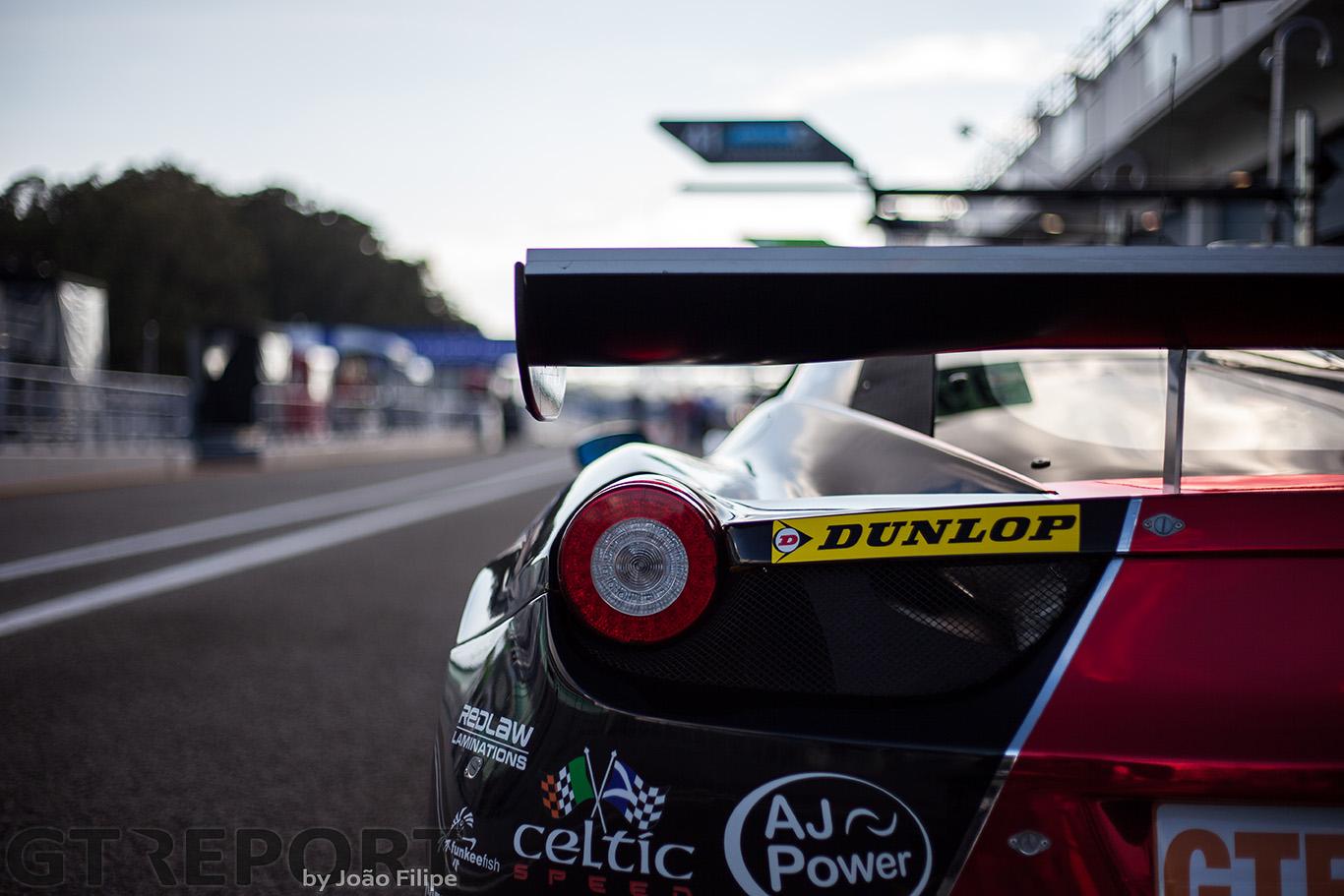ELMS Estoril race report: Changeover