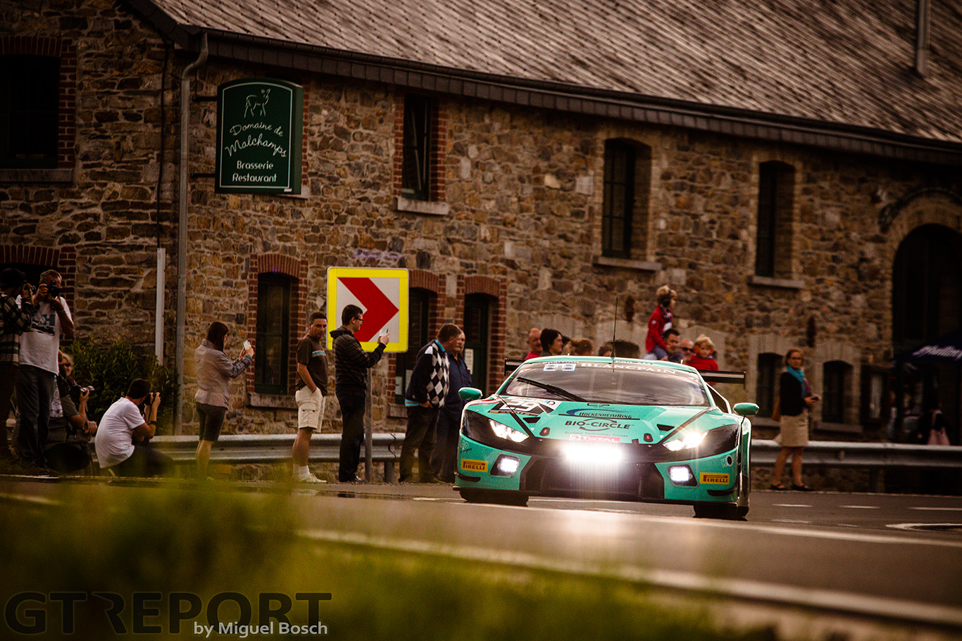 Spa 24 Hours Parade gallery